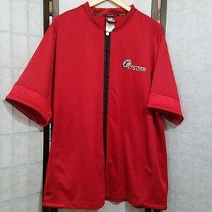 VTG Allen Iverson l3 Reebok warm-up jacket XL